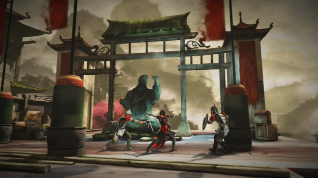 Assassin's Creed Chronicles: China (Xbox One) Review 2