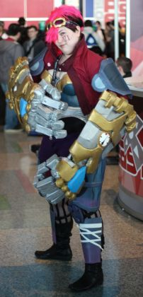 The Cosplay of PaxEast 2015 - 2015-04-01 16:46:45