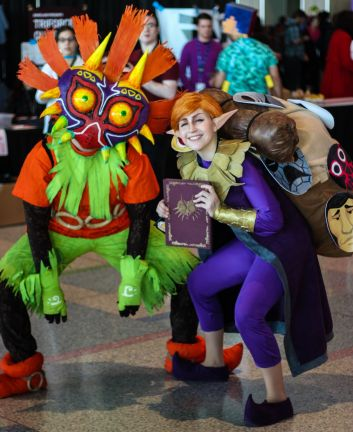 The Cosplay of PaxEast 2015 - 2015-04-01 16:37:02
