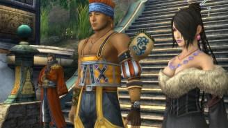 Final Fantasy X/X-2 HD Remaster (PS4) Review 1