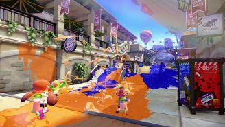 Splatoon (Wii U) Review 2
