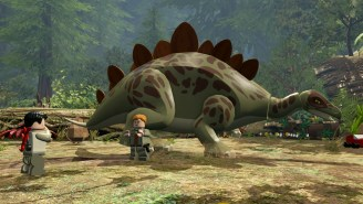 LEGO Jurassic World (PS4) Review 4