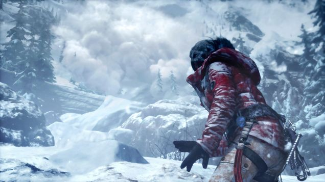 There Will Be Bears: Rise of The Tomb Raider Preview - 2015-06-17 12:17:28