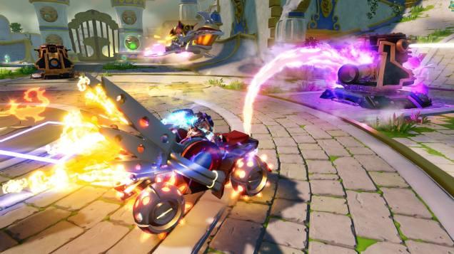 Skylanders Superchargers Preview: Doomstation of Ultimate Doomstruction - 2015-06-30 16:17:29