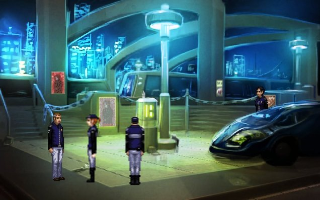 Technobabylon (PC) Review 3