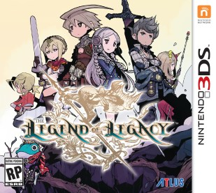 Legend of Legacy Coming to North America this Fall - 2015-06-11 13:06:22