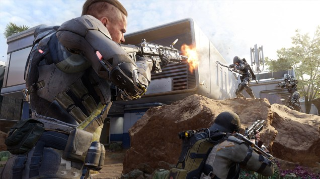 Black Ops 3 Innovates on the Call of Duty Formula 2