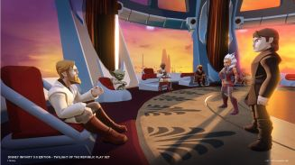 Rise Against the Empire in Disney Infinity 3.0 - 2015-07-06 13:43:48