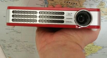 Vivitek Qumi Q5 Projector (Hardware) Review 2