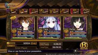 Fairy Fencer F (PC) Review 2