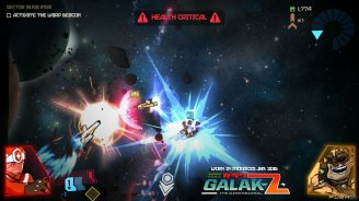 GALAK-Z: The Dimensional (PS4) Review 1