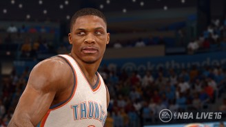 NBA Live 16 (PS4) Review 3