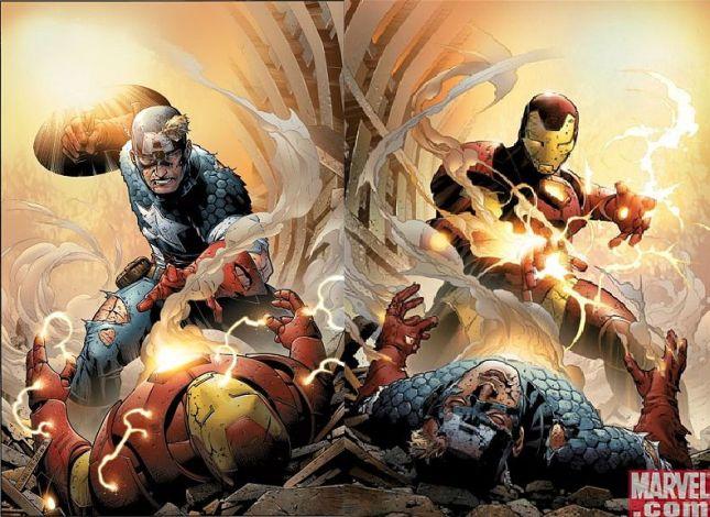 Will Iron Man be a Jerk in Captain America: Civil War? - 2015-09-28 16:04:38