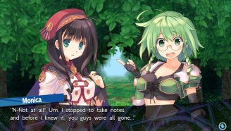 Dungeon Travelers 2 (PS Vita) Review 1