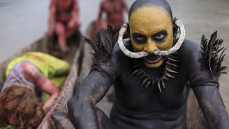 The Green Inferno (Movie) Review 1