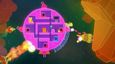 Lovers in a Dangerous Spacetime (Xbox One) Review 4