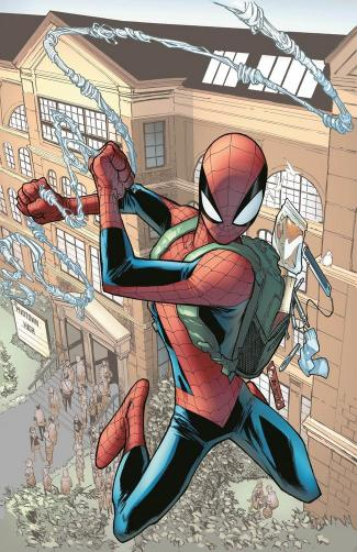 First Look at Upcoming Spidey #1 - 2015-10-29 13:22:43