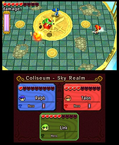The Legend of Zelda: TriForce Heroes (3DS) Review 1