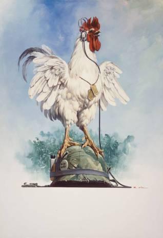 Japanese Illustrator Noriyoshi Ohrai Has Passed Away - 2015-10-27 10:12:24