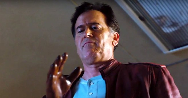 The Awesomeness of Ash Vs Evil Dead