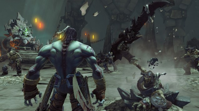 Darksiders II: The Deathinitive Edition (PS4) Review