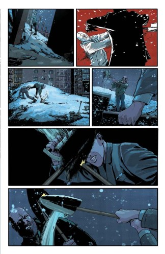 James Bond 007 #1 (Comic) Review 2