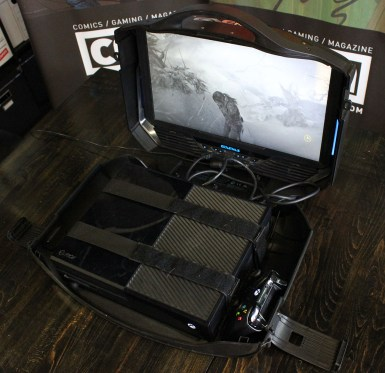 GAEMS Vanguard (Hardware) Review