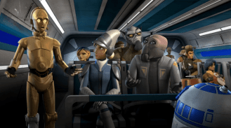 C-3PO Speaks: An Interview with Anthony Daniels - 2015-12-17 16:18:42