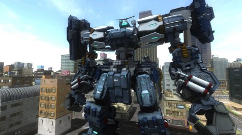 Earth Defense Force 4.1: The Shadow Of New Despair (PS4) Review 3