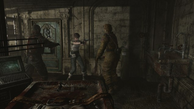 Resident Evil 0 HD Remaster (Xbox One) Review 4