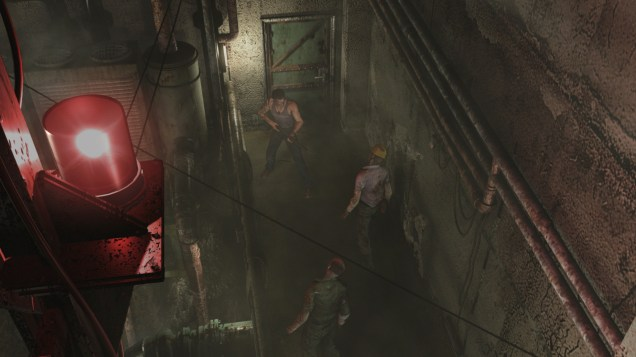Resident Evil 0 HD Remaster (Xbox One) Review 3