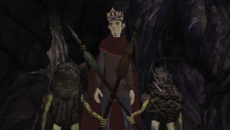 King's Quest - Chapter 2: Rubble Without A Cause (PC) Review 2