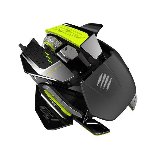 Mad Catz R.A.T. Pro X Gaming Mouse (Hardware) Review