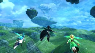 Sword Art Online: Lost Song (PS4) Review 2