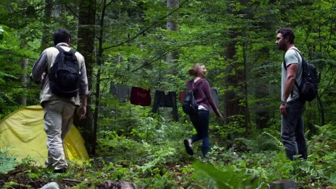 The Forest (Movie) Review 1
