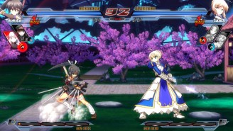 Nitroplus Blasterz: Heroines Infinite Duel (PS4) Review 4