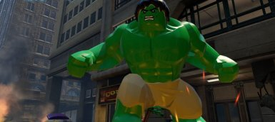 LEGO Marvel's Avengers (PS4) Review 2