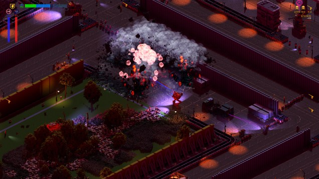 Reverence for Retro: Brigador Early Access Look 2