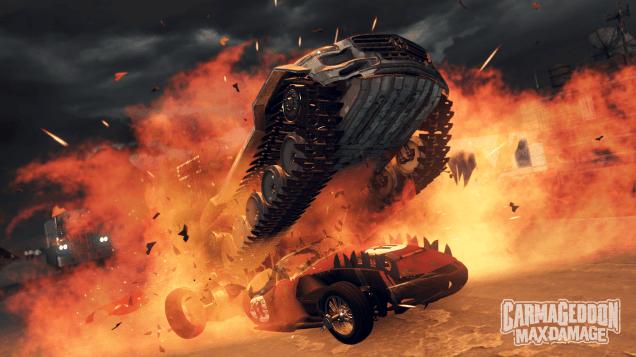 Carmageddon: Max Damage Coming to the Consoles 1