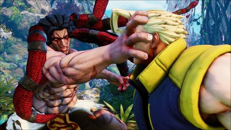 Street Fighter V (PS4) Review 2
