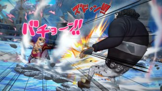 Bandai Namco Unveil New One Piece: Burning Blood Trailer and Screens 8