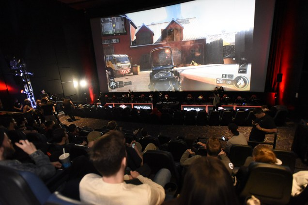 Cineplex Gambles on eSports in a Big Way 12