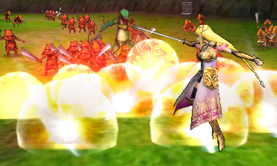 Hyrule Warriors: Legends (3DS) Review 8