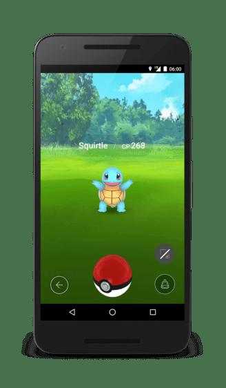 Pokémon GO field test starts today
