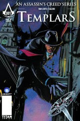 Assassin's Creed: Templars #1 (Comic) Review 3