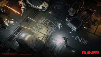PAX East 2016: Ruiner Preview 9