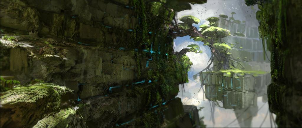Possible God of War 4 concept art leaks 11