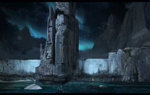 Possible God of War 4 concept art leaks 4