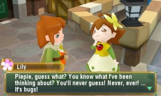 Story of Seasons: Return to Popolocrois (3DS) Review 2