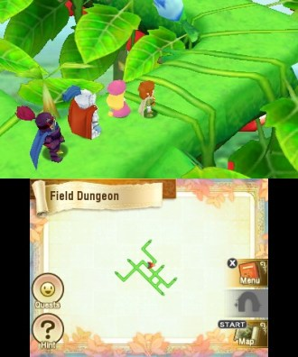 Story of Seasons: Return to Popolocrois (3DS) Review